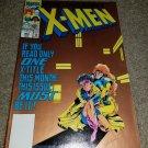 1 Marvel Comic Uncanny X-men 303 VF Pressman Gold Variant UPC 8/93 book Unread