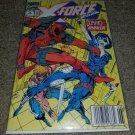 Marvel Comic X-Force 11 Newsstand Variant HTF RARE Deadpool 6/92 1st App Domino