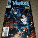 Marvel Comics Venom 1 NM Funeral Pyre Foil Cover Punisher 8/93 Book Spider-Man
