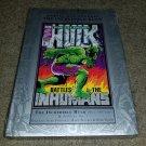 1 Marvel Masterworks Incredible Hulk V.4 Stan Lee HC Book Trimpe Inhumans SEALED