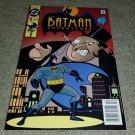 DC Comic Batman Adventures 1 Animated Series Rare HTF UPC Newsstand Variant key