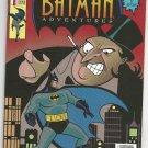 DC Comic Batman Adventures 1 NM Animated 10% RARE UPC Newsstand Variant KEY book