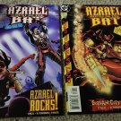 1 2 DC Comics Azrael Agent Bat 83 84 NM 1st App New Suit key book 2/99 DK Batman