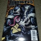 1 Marvel Comics Thunderbolts 110 NM Venom Variant Key Cover Low Print book 3/07