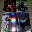Marvel Comics Death Wolverine 1 2 3 4 NM+ CGC Worthy Logan book X-men Movie Key
