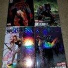 Marvel Comics Death Wolverine 1 2 3 4 NM+ CGC Worthy Logan book X-men Movie Key
