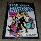 Marvel Comic New Mutants 4 Graphic Novel 1st Print 82 App Copper Key X-men Book