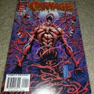 Marvel Comic Carnage Wonderful Life 1 NM Rare Htf low Print 10/96 Spider-man key
