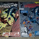 2 Marvel Comics Amazing Spider-man 265 NM 1st App Silver Sable Key book Variants
