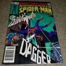 Marvel Comics Peter Parker Spider-Man 64 VF Newsstand 1st App Cloak Dagger Key