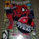 Marvel Comic SpiderMan 1 NM+ McFarlane sealed 8/90 Green Variant Copper book key