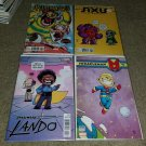 1 2 3 4 Set Marvel Comic X-men Miracleman Lando Skottie Young SY Variant lot set