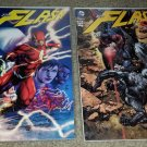 1 2 DC Comics Flash 50 NM+ Variant Covers Superman Batman DK 6/16 book set lot