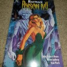 DC Comics Batman Poison Ivy 1 NM TPB book 1997 Low Print Cover Bob Kane DK Dark