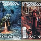 1 set Marvel Comics Shield 2 3 NM Variant Ed Book 8/10 Newton Nostradamus X-men