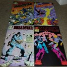 4 Epic Comics Dreadstar 1 2 3 5 NM Jim Starlin Key App Movie 11/82 Copper books