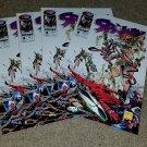 1 Image Comic Spawn 9 NM+ 3/93 McFarlane art 1st App Angela Guardians Galaxy Key