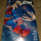 DC Dark Universe Atom 1 NM Superman DK Promotional Giveaway Book Justice League