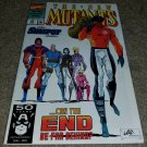 Marvel Comics New Mutants 99 NM 1st App Shatterstar Cable Copper 3/91 Liefield