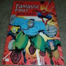 Marvel Comics Fantastic 4 Monsters Unleashed 1 NM+ TPB 92 Spider-man MU key book