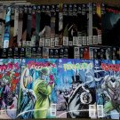 1 set DC Comics Batman 0 - 48 NM+ Variants 3D Lentricular Joker DK 57 Set book