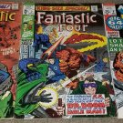 Marvel Comic What If Spider-man Fantastic 4 1 2/77 key book Bronze Five .50 cent