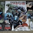 Marvel Comic Spider-Island 1 2 3 NM HG Spider-man mini set book 9/15 Spider-girl