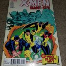 Marvel Comic X-men Giant Size 1 NM Signed Stan Lee Key 7/11 Wolverine Logan book