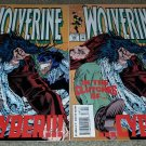 2 Marvel Comics Wolverine 80 NM Newsstand UPC Variants 1st App X-23 Test Tube