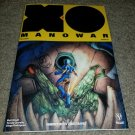 Valiant Comics X-O Manowar 1 NM+ Nerd Block Variant Book 17' Promo Rare Htf key