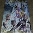 Marvel Comic X-women 1 NM One-shot Low Print Rare Claremont Manara 2010 Psylocke