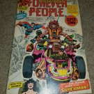 DC Comics Forever People 1 1st App Darkseid Signed JACK KIRBY bronze 3/71 book
