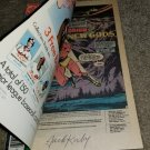 1 DC Comic Return New Gods 13 VF Signed JACK KIRBY 77 Bronze Key Darkseid Orion