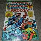 Marvel Comics Captain America 181 VF 2nd App Nomad 1/75 Bronze .25 cents book