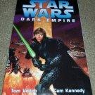 Dark Horse Comics Star Wars Dark Empire 1 NM+ high grade New Key TPB Book Movie