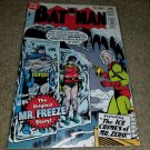 DC Comic Batman 121 Rare Htf Toys-r-us Variant key book 1st Mr. Freeze Zero DK