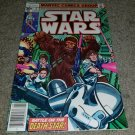 Marvel Comic Star Wars 3 Newsstand Variant 9/77 1st App Chewbacca Key book
