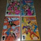 1 2 3 4 Marvel Comics Uncanny X-men 188 214 215 218 NM+ Pristine CGC book 84