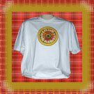 Floral Sunflowers Always Shine Bright Cotton T-Shirt XL
