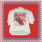 American Rodeo Bull Rider Cotton T-Shirt XL
