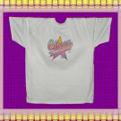 Cheer Girl Cheerleader Cotton Blend Youth T-shirt LG 14-16
