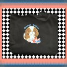 Spoiled Rotten Puppy Dog Jumbo Shopping Tote Bag