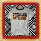 When Life Gives You Lemons Get Tequila Cotton Short sleeve Ringer T-shirt XL