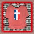 Major League Christian Pigment Dyed Cotton Ringer T-shirt XL