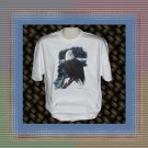 American Bald Eagle Bird Cotton T-Shirt 2XL
