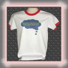 Sarcasm Today I'm Sarcastic Funny Ringer T-shirt Small