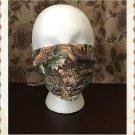 Washable Cotton Fabric Face Mask Triple Layers Jaguar Animal Pattern