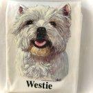 Westie West Highland Terrier Dog Pet Ringer T-shirt