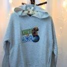 Earth Angel Dachshund dog Youth Hooded Sweatshirt