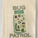 Bug Patrol Insect Collector Cotton Youth T-shirt Medium